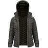 Peak Performance W's Frost Down Hood Jacket Black Olive